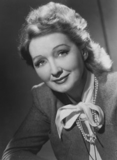 An undated photo of Elda Furry, who became Hollywood gossip columnist Hedda Hopper.