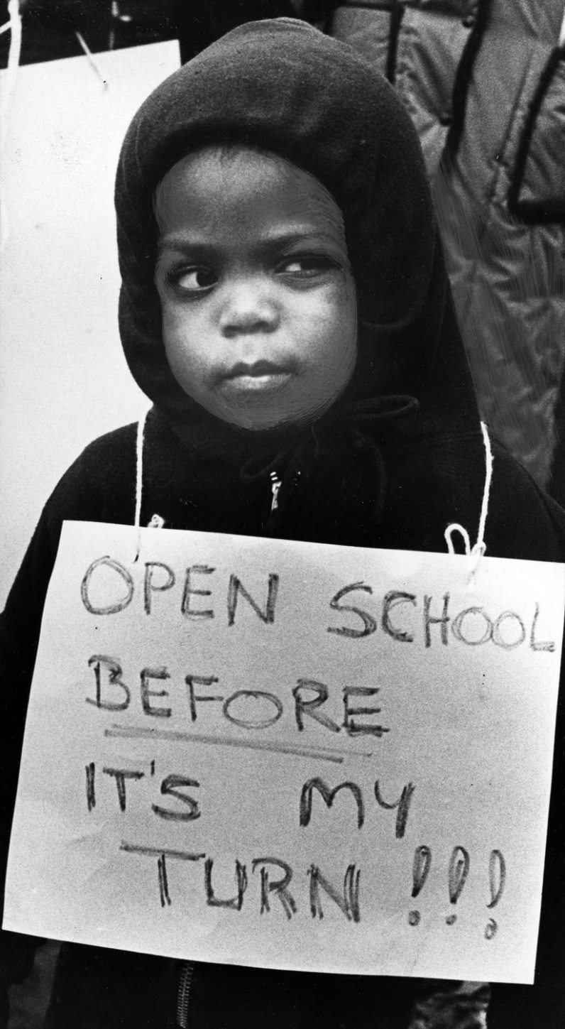teachers strike in the wilkinsburg school district javin taylor 3 joined 30 parents students and other toddlers who gathered to