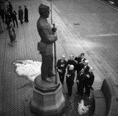 Chaplains at Soldiers and Sailors Memorial Hall. (Morris Berman/Post-Gazette)