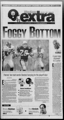 Post-Gazette coverage of the game.