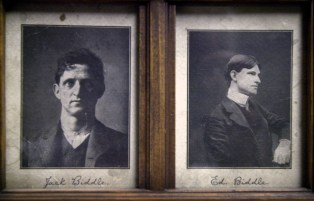 The Biddle brothers.