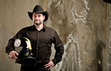 """Dave Filoni, Pittsburgh native, Steelers fan and executive producer of """"Star Wars: Rebels."""" (Courtesy of Lucasfilm)"""