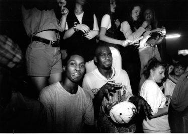 Club 51, Brentwood, February, 1994. (Bill Wade/Post-Gazette)