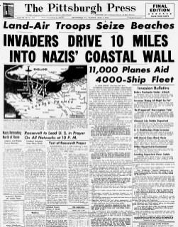 Press D-Day - Newspapers.com