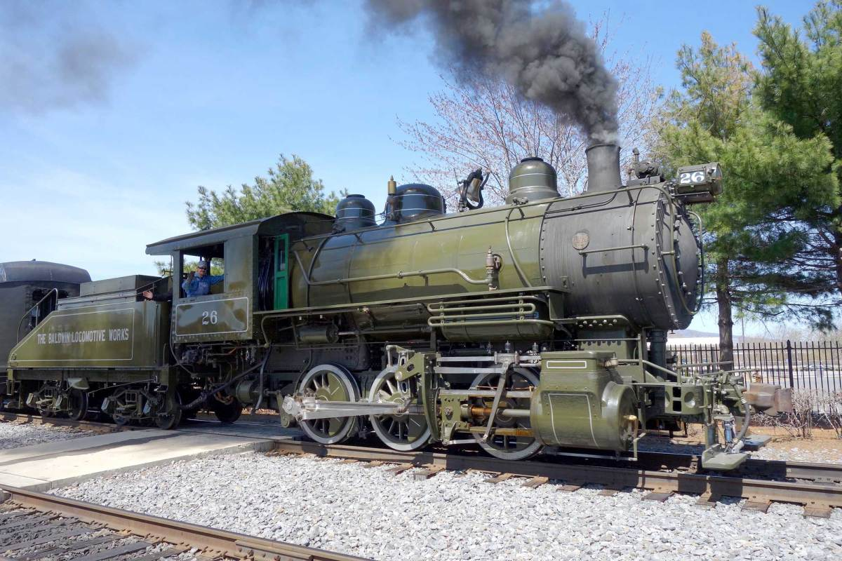 Steamtown National Historic Site: A museum on track – U.S ...