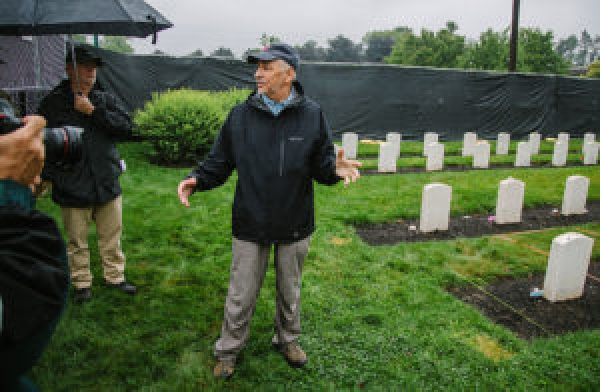 The Army is reuniting the remains of three Northern Arapaho children buried at Carlisle Barracks Cemetery more than 100 years ago to families in Freemont County, Wyoming.