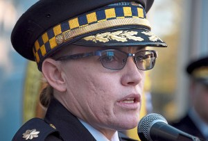 Police Cmdr. Cristyn Zett