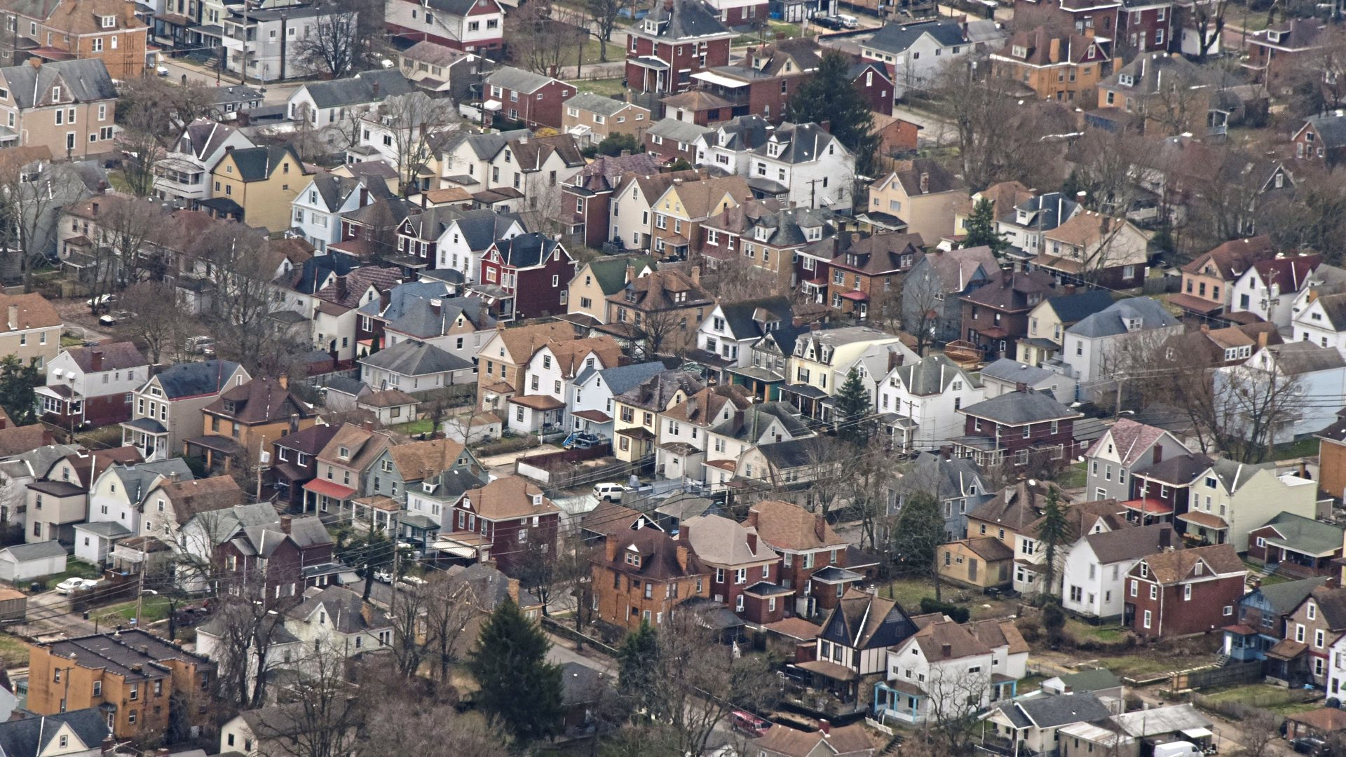 There Was A Time When Pittsburgh Home Prices Just Sat There