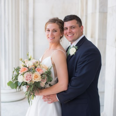 Katherine Jamieson and Daniel Folino. Photo credit: Brittany P. Photography