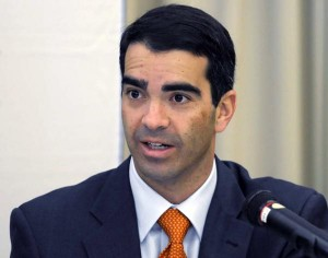 Former GDB President Carlos García is among the oversight board's appointed members.