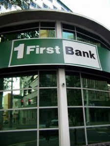 FirstBank will appeal the court's decision on the pending collateral.