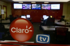 The ClaroTV IPTV service continues is just one of several options included in the '3-Play' bundle. (Credit: © Mauricio Pascual)