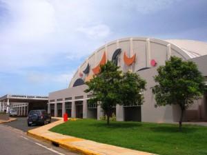 Rafael Hernández Airport in Aguadilla. (Credit: © Wikipedia)