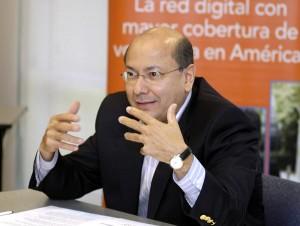 José Juan Dávila, general manager of AT&T Mobility Puerto Rico & USVI. (Credit: © Mauricio Pascual)