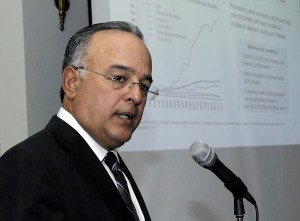 First BanCorp President Aurelio Alemán (Credit: © Mauricio Pascual)