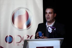 Josué González, vice president of marketing at Open Mobile