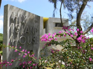 "The Hix Island House hotel took one of two ""green awards"" bestowed by the PRHTA this year."