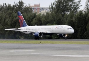 Delta will be adding one more flight between JFK and San Juan in December. (Credit: © Mauricio Pascual)