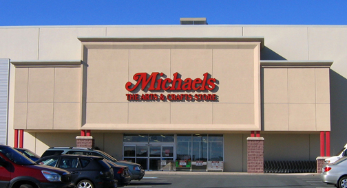 Michaels Arts Crafts Scouting Locations For 3 Stores