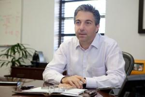 Liberty CEO Naji Khoury