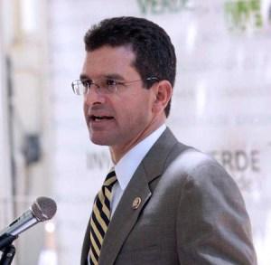 Resident Commissioner Pedro Pierluisi