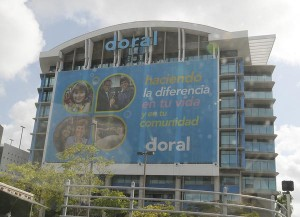 Doral Bank is being closely watched by the FDIC and the FHLBNY. (Credit: © Mauricio Pascual)