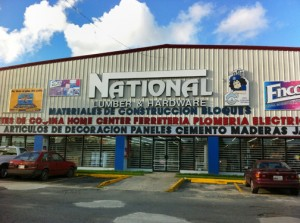 With more than 50 stores in Puerto Rico, National Lumber and Hardware is the island's largest hardware retailer. (Credit: © Mauricio Pascual)
