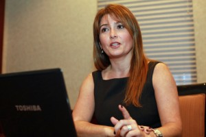 American Society of Travel Agents Puerto Rico chapter President Daphne Barbeito
