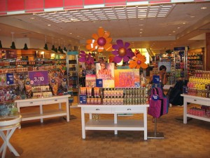 Three Bath and Body Works stores are in the works for the Puerto Rico market. (Credit: Wikipedia)