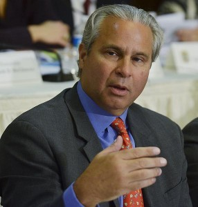 Economic Development and Commerce Secretary-Designate Alberto Bacó (Credit: © Mauricio Pascual)