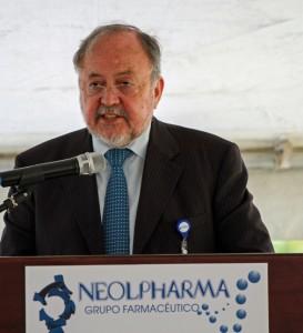 Efrén Ocampo-López, CEO of Neolpharma Group