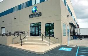Puerto Rico Supplies has a 220,000 square-foot warehouse in Bayamón.