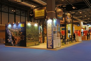 Puerto Rico's participation in the International Tourism Fair in Spain from Jan. 30 to Feb. 3.