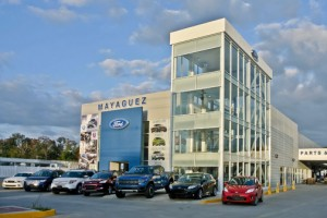 The new Mayagüez dealership has a modern showroom, a large waiting room with amenities for customers and a workshop with 11 service docks.