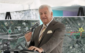 Guaynabo Mayor Héctor O'Neill