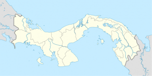 A commercial mission from Puerto Rico to Panama is taking place this week. (Credit: Wikipedia)