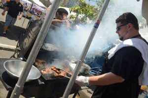 BBQ buffs will be able to cook to their heart's content during the upcoming grilling event.