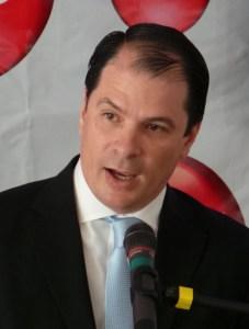 Claro President Enrique Ortiz de Montellano
