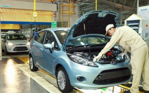 during the plan's coverage period, vehicle owners may replace up to six specific parts. (Credit: Ford.com)