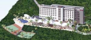 Digicel and Marriott International have broken ground on a new $45 million Marriott in the Turgeau area of Port-au-Prince. (www.news.marriott.com)