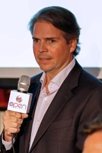 Felipe Izquierdo, Open Mobile's chief sales and marketing officer