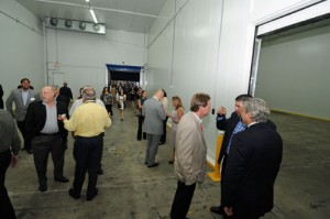 Panalpina inaugurated its new Carolina facility Thursday.