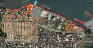 The Amelia Waterfront Project