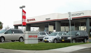 Puerto Rico market leader Toyota reported an 18.4 percent year-over-year sales drop, moving out 415 fewer vehicles in May 2013, vs. the same month last year. (Credit: www.wikipedia.com)