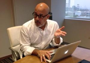 Kike Rentas, creative director at DDB Latina advertising agency.