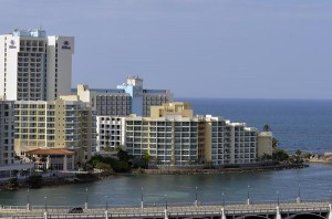 The Caribe Hilton hotel in San Juan (Credit: © Mauricio Pascual)