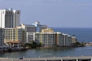 The Caribe Hilton hotel in San Juan (Credit: © Mauricio Pascual)