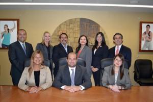 The new executives at MCS.