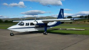 Cape Air's Britten-Norman Islander will make its debut in December with the start of a new San Juan to Culebra and San Juan to Virgin Gorda routes.