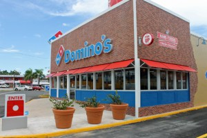 The restaurant also features ample parking and a drive-thru pickup window for those who prefer to order takeout without getting out of the car.